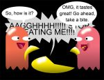 Pacman Funny 4 by Inspectornills