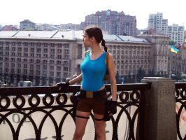 Tomb Raider Cosplay by TanyaCroft