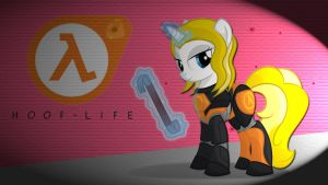 Wallpaper Melody Shade Hoof Life by Barrfind