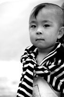 chinese Boy by KlinischUndicht