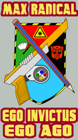 ID - Radical Coat of Arms by CaptainInvincible