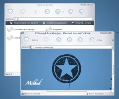 Milked toolbar by marko23
