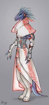 Runica: female outfit concept by PlumpOrange