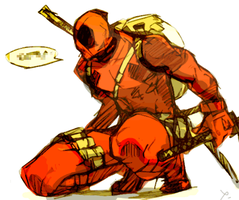 deadpool doodle 3 by 89g
