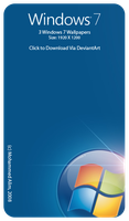 Windows 7 Wallpapers by alim93