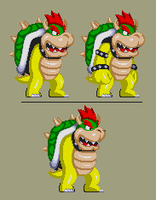 Bowser WiP by t0ms0nic