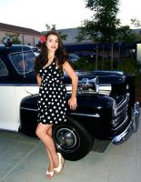 Classic Cop Car by CatherineAllison