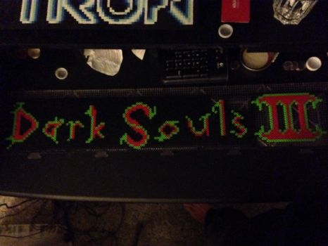 My Dark Souls 3 thumbnail before melting by soulzero22