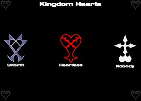 KH Enemies Wallpaper by Lakitubro101
