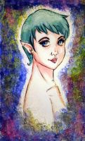 Faerie finished by lafora