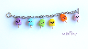 Popsicles bracelet by SulkyB