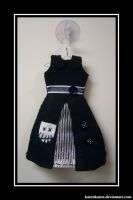 Emo dress by KarenKaren