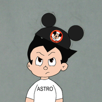 Mousketeer Astro by Dragonrider1227