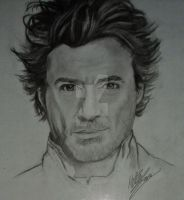 Robert Downey Jr by silencer4475