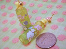 Mamegoma Dish Soap earrings by PoniesOfDOOOM
