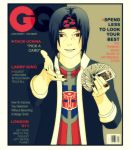 GQ Man Of The Year by Mobis-New-Nest