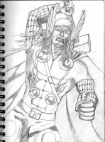 thor by leseraphin