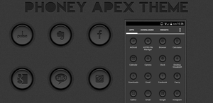 Phoney Apex Theme by sammyycakess