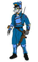 MkII Steameroid Color by KirovRampager