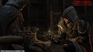 AC Revelations - Requiescat in Pace, Altair by josetemg