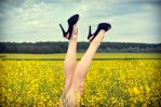flovers and legs by Boas73