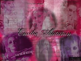Emilie Autumn WP by xgothikix