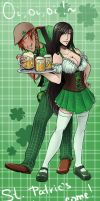 .:St. Patric's Day've come!:. by WingOfWind