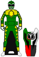 TRIAL - Tommy's Powers Combined Ranger Key by Zeltrax987