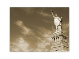 Statue of Liberty by Jorlin