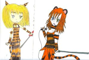 2007-2011 Tokyo Mew Mew by QweXTheXEccentric
