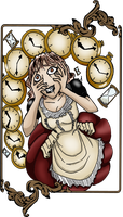 Creepypasta Avatar - Lady Mischievous by LadyMischievous