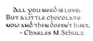 Charles Schultz - All You Need is Love by MShades