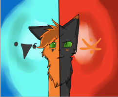 Two Faced by Nightstripes0987
