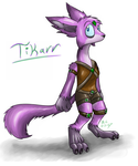 Tikarr oC by Tikara-the-Mew