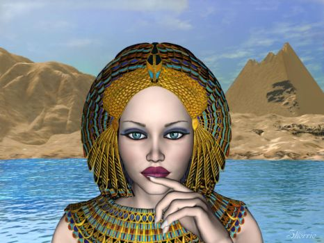 Jewel of the Nile by Sherrie-Art