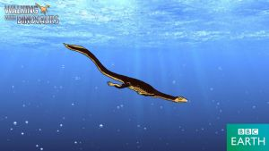 Walking with Dinosaurs: Neusticosaurus by TrefRex