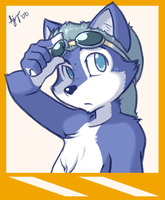 Badge: I'm where? by Ajinryu