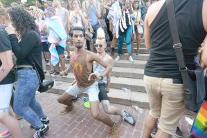 2015 Boston Pride Festival, the Bump and Grind 6 by Miss-Tbones