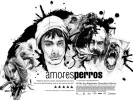 Amores Perros by gomedia