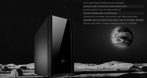 New silent PC by heinpold