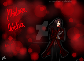 Red Lord Madara Uchiha by Angie-Milady