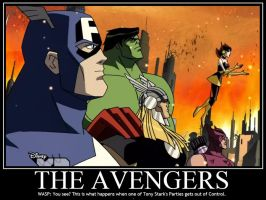 Avengers Aftermath Demote by Sailmaster-Seion
