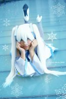 Snow Miku -1 by farizasuka