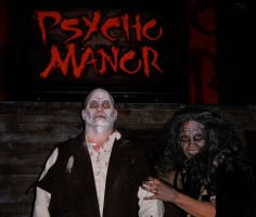 Psycho Mannerisms by Mr-Mordacious