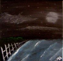Nightscape by AgentDe4th