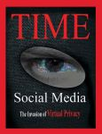 Photoshop Project 3 TIME cover by JetStrange