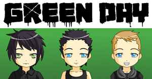 Green Day by JackHammer86
