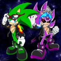 Scourge + Super Scourge by 5courgesbestbuddy
