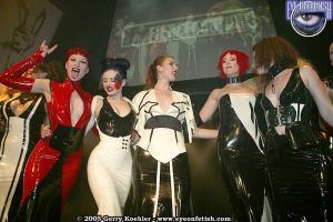 L.A. Fetish Ball by MissConduct