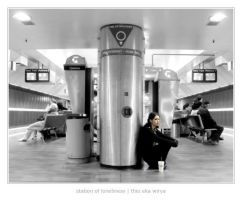 station of loneliness by luag